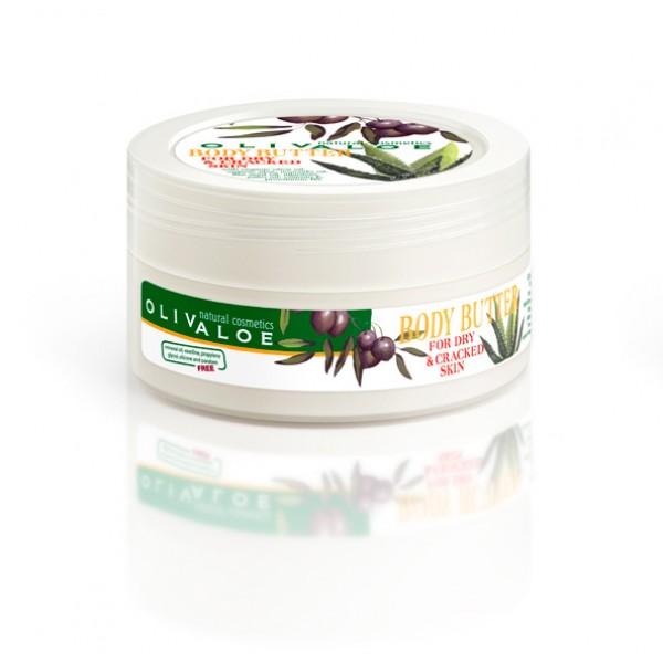 Κρέμα Σώματος OliveALOE 00168 Ξηρό - Αφυδατωμένο Δέρμα