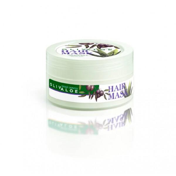 Μάσκα Μαλλιών OliveALOE 00175