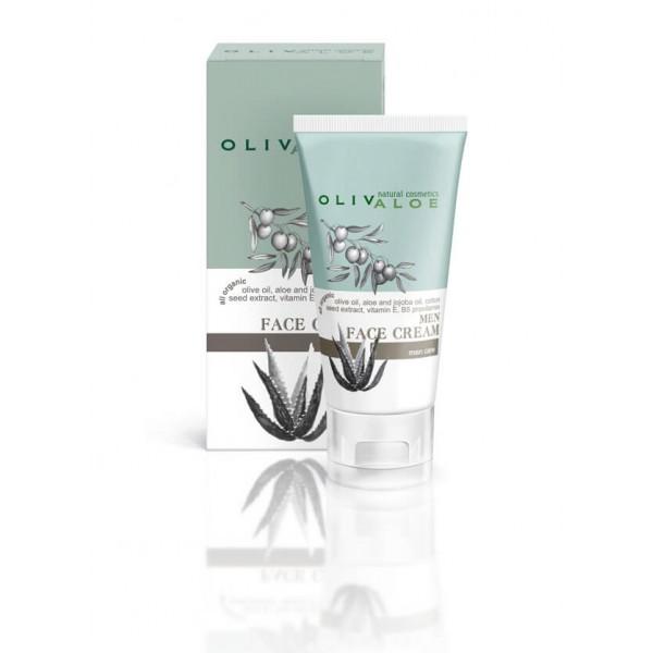 Ανδρική Κρέμα Προσώπου OliveALOE 00160