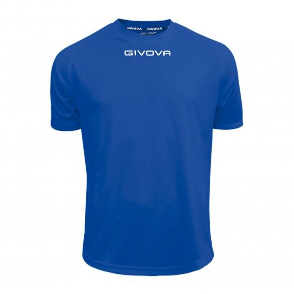 Ανδρική Αθλητική Μπλούζα GIVOVA One MAC01 AZZURRO
