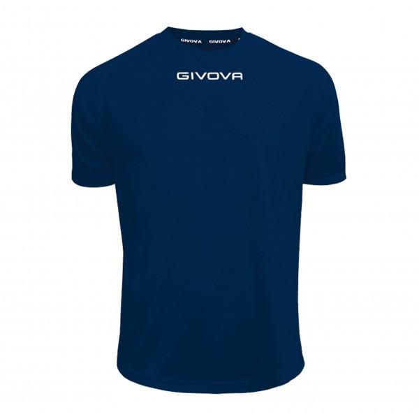 Ανδρική Αθλητική Μπλούζα GIVOVA One MAC01 BLUE