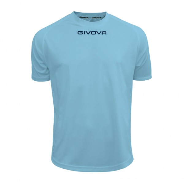 Ανδρική Αθλητική Μπλούζα GIVOVA One MAC01 CELESTE