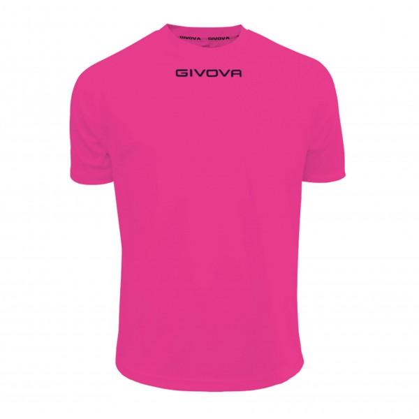 Ανδρική Αθλητική Μπλούζα GIVOVA One MAC01 FUXIA