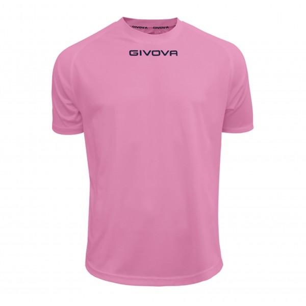 Ανδρική Αθλητική Μπλούζα GIVOVA One MAC01 PINK