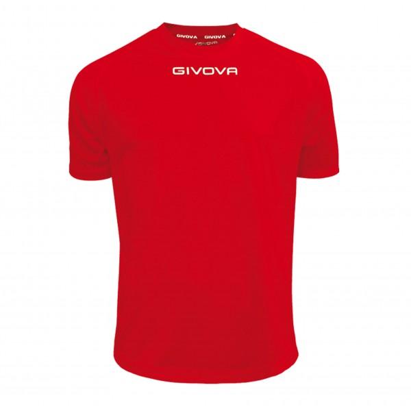 Ανδρική Αθλητική Μπλούζα GIVOVA One MAC01 RED
