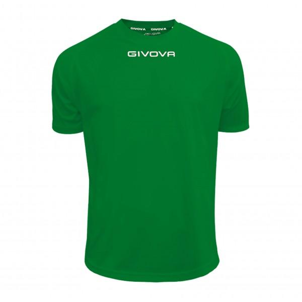 Ανδρική Αθλητική Μπλούζα GIVOVA One MAC01 GREEN