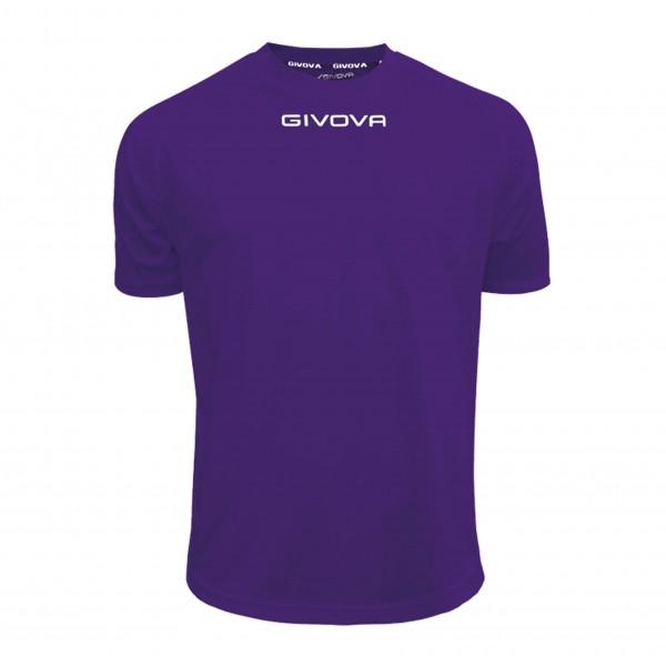 Ανδρική Αθλητική Μπλούζα GIVOVA One MAC01 VIOLA