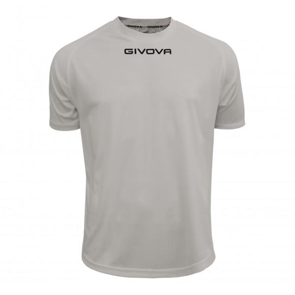Ανδρική Αθλητική Μπλούζα GIVOVA One MAC01 GRAY
