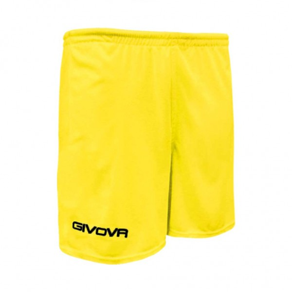 Ανδρική Βερμούδα GIVOVA One P016 YELLOW