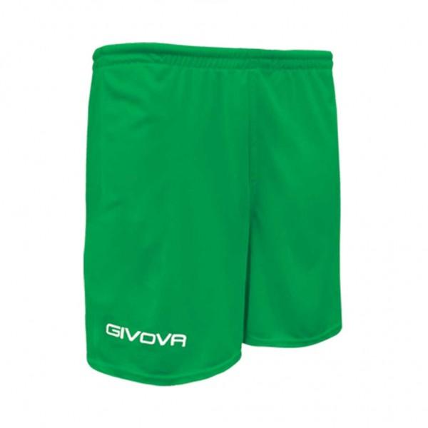 Ανδρική Βερμούδα GIVOVA One P016 GREEN