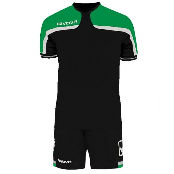 Αθλητική Εμφάνιση GIVOVA KIT America Senior BLACK/GREEN