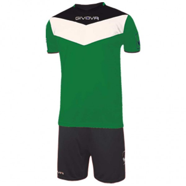Κ1 GIVOVA KIT CAMPO BLACK/GREEN