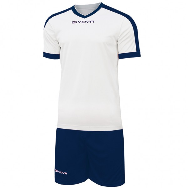 GIVOVA KIT REVOLUTION WHITE/BLUE