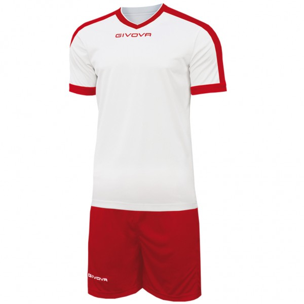 GIVOVA KIT REVOLUTION WHITE/RED
