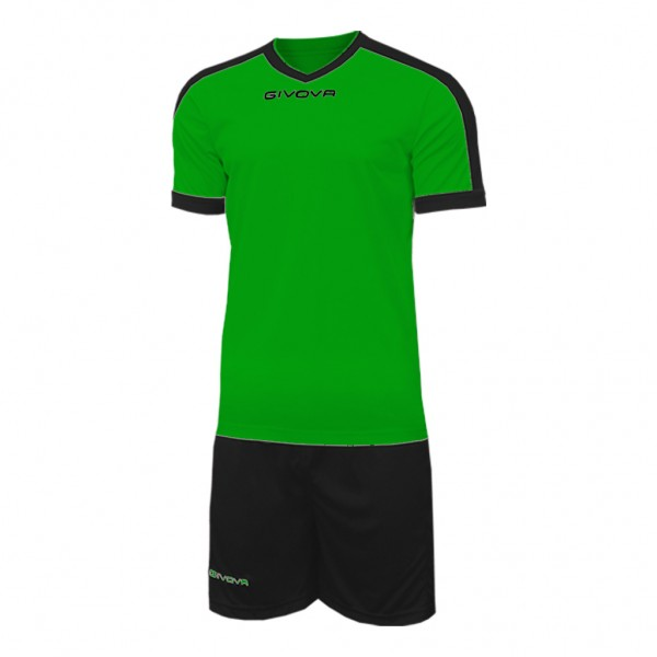 GIVOVA KIT REVOLUTION GREEN/BLACK