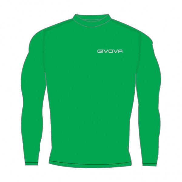 Κ1 Ισοθερμικό Μπλουζάκι GIVOVA CORPUS 3 MAGLIA GREEN