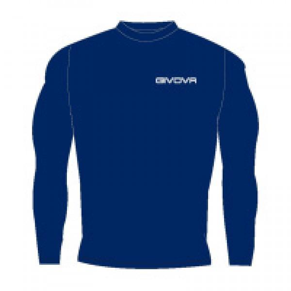 Κ1 Ισοθερμικό Μπλουζάκι GIVOVA CORPUS 3 MAGLIA BLUE