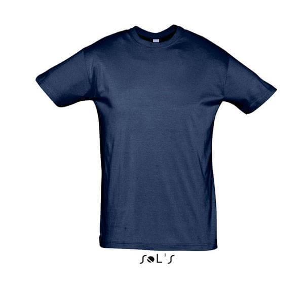 Μακό Μπλουζάκι SOL'S REGENT FRENCH NAVY