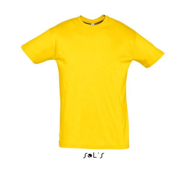 Μακό Μπλουζάκι SOL'S REGENT GOLD