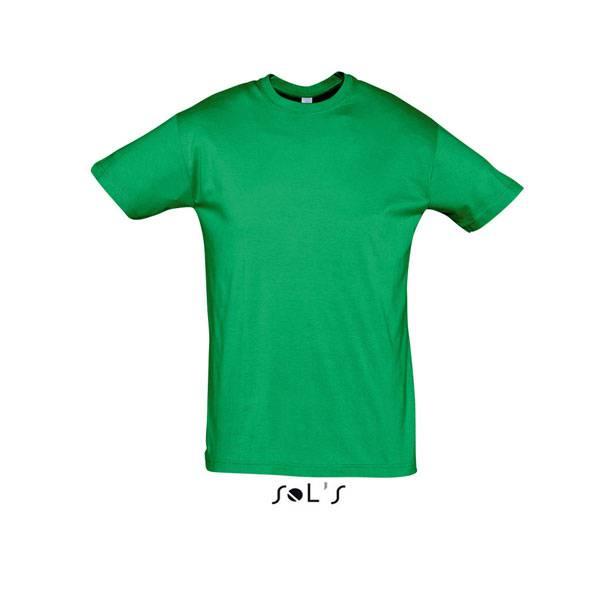 Μακό Μπλουζάκι SOL'S REGENT KELLY GREEN