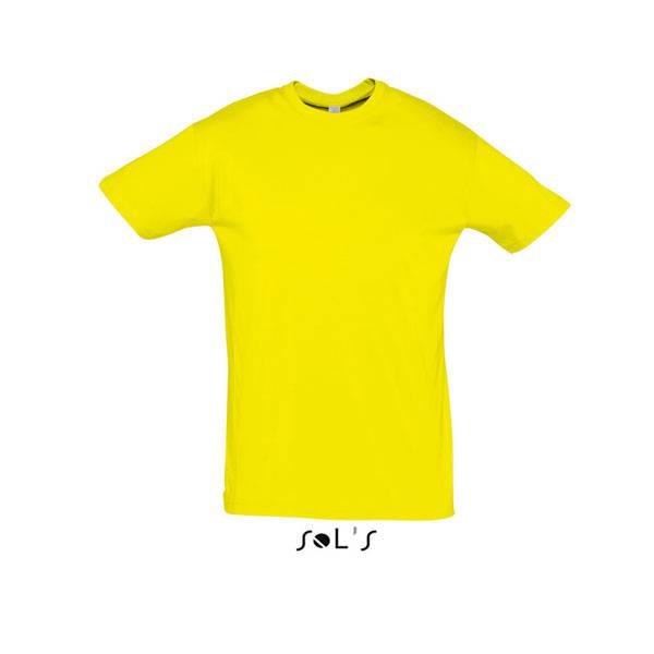 Μακό Μπλουζάκι SOL'S REGENT LEMON