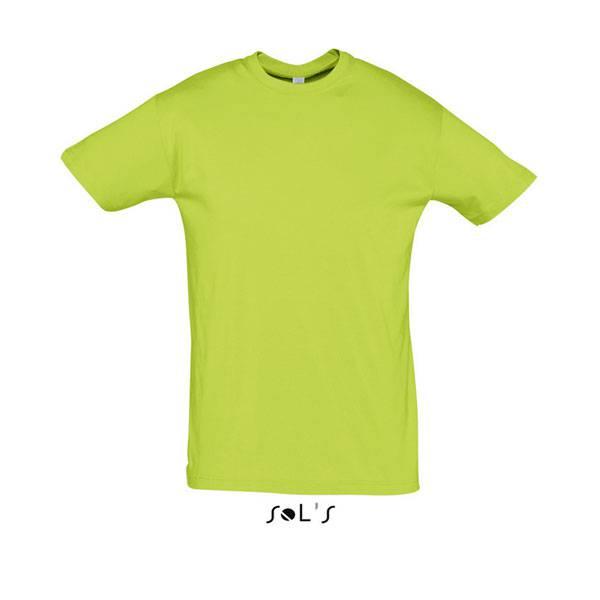 Μακό Μπλουζάκι SOL'S REGENT LIME NEW