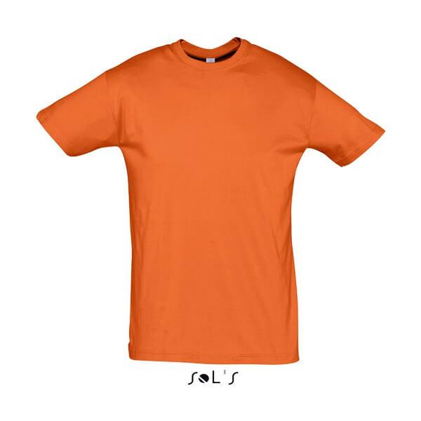 Μακό Μπλουζάκι SOL'S REGENT ORANGE