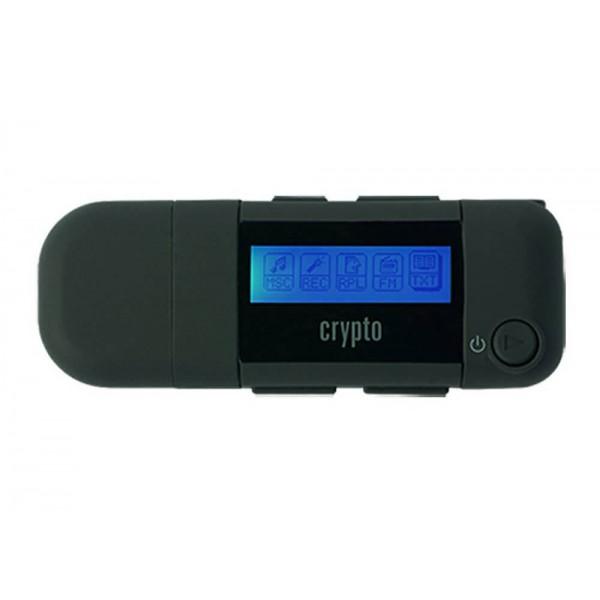 MP3 Player Crypto MP310 8GB Μαύρο