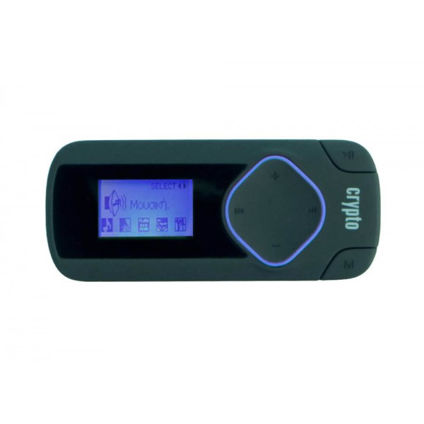 MP3 Player Crypto MP315 8GB Μπλε
