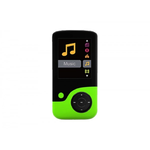 MP3 Player Crypto MP1800 8GB Πράσινο