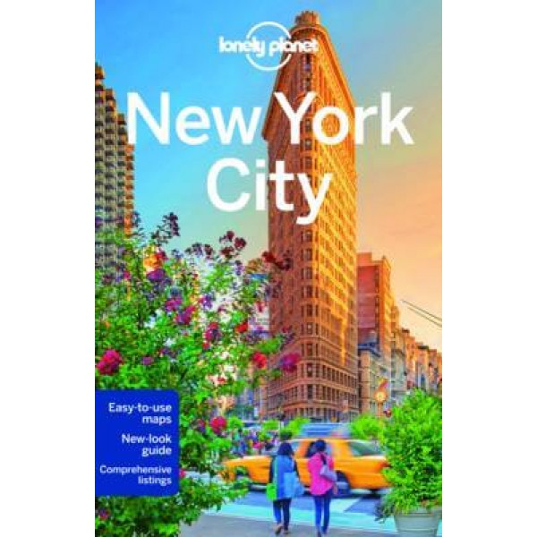 Lonely Planet New York City - St. Louis Regis
