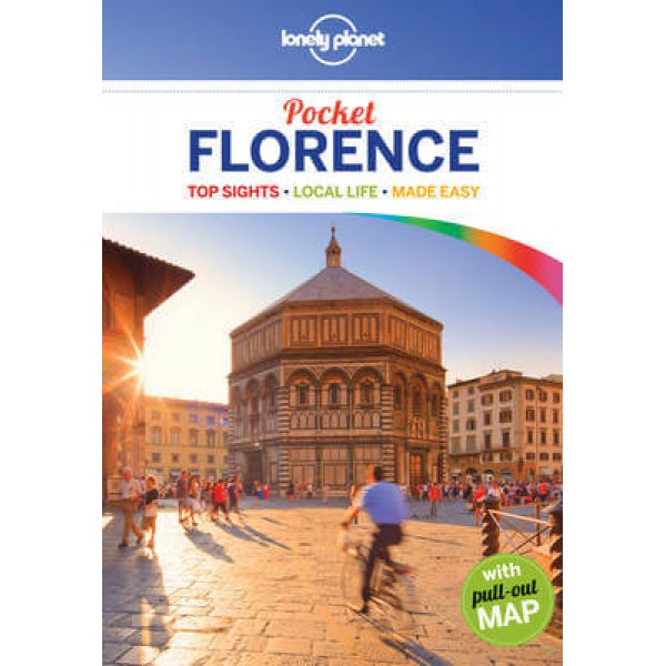 Lonely Planet Pocket Florence & Tuscany - Maxwell Virginia