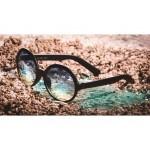 Γυναικεία Γυαλιά ηλίου Maestri Italiani -8-5361 ΜΑΥΡΟ
