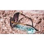 Γυαλιά ηλίου Maestri Italiani 3-1504027 ΜΑΥΡΟ