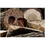 Γυαλιά ηλίου Maestri Italiani -85830 GOLD