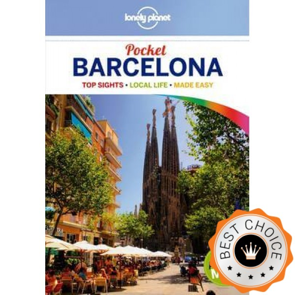 Lonely Planet Pocket Barcelona - St. Louis Regis