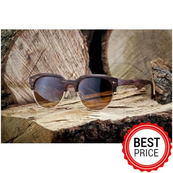 Γυαλιά ηλίου Maestri Italiani 20-14049 BROWN