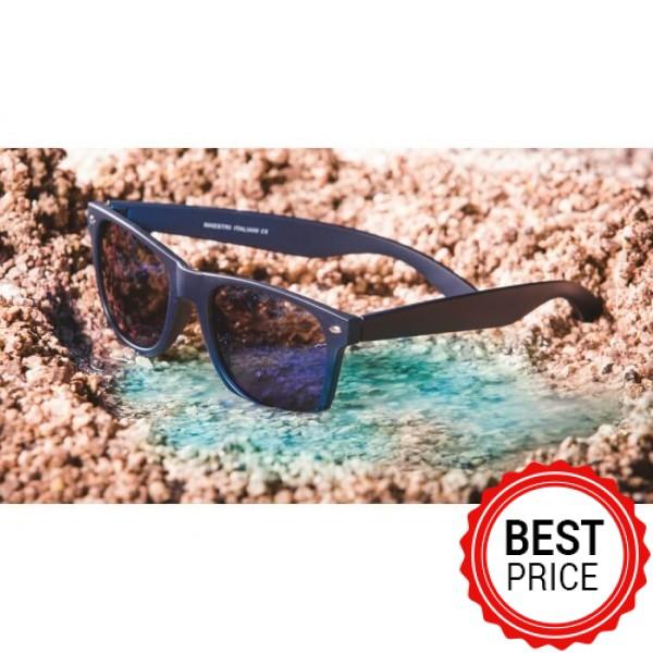 Ανδρικά Γυαλιά ηλίου Maestri Italiani 4-1501008 BLUE
