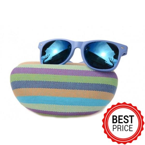 Γυαλιά ηλίου Maestri Italiani 736-BLUE