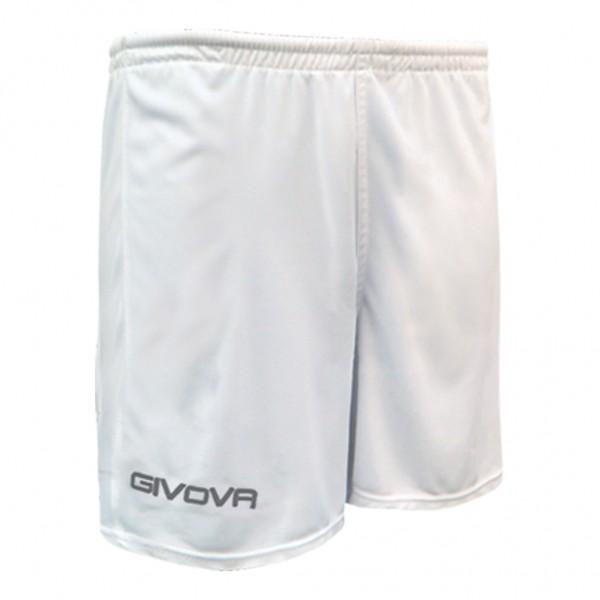 Ανδρική Βερμούδα GIVOVA One P016 WHITE