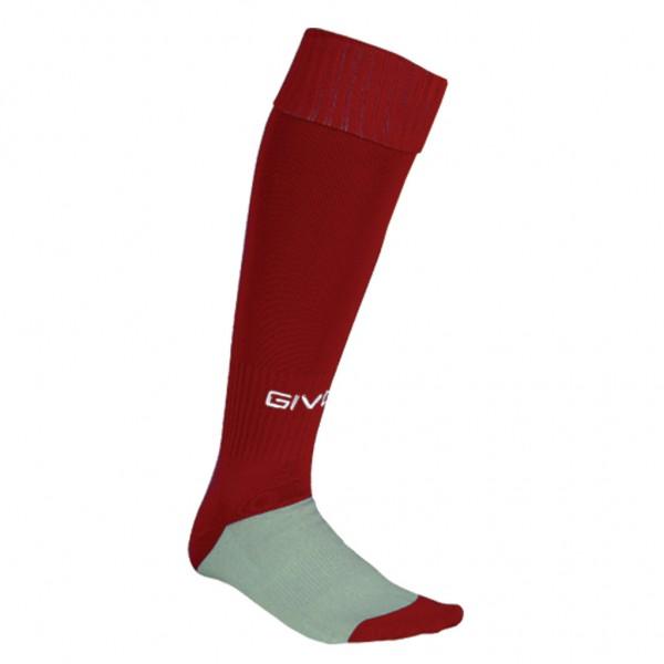 Αθλητικές Κάλτσες GIVOVA C001 - GRANATA