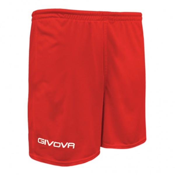 Ανδρική Βερμούδα GIVOVA One P016 RED
