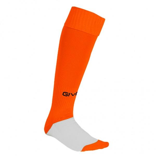 Αθλητικές Κάλτσες GIVOVA C001 - ARANCIO FLUO
