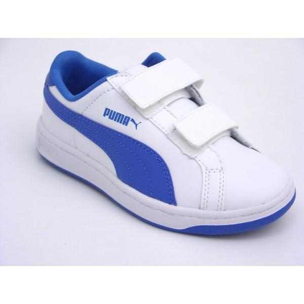 Παιδικό Αθλητικό Παπούτσι Puma Smash L JR 357339-07 PS