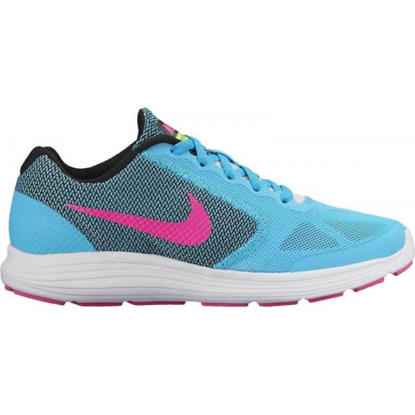 Γυναικείο Αθλητικό Παπούτσι NIKE REVOLUTION 3 GS 819416-401
