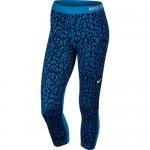 Γυναικείο Κολάν Nike PRO COOL CAPRI FACET 822978-435