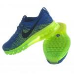 Ανδρικό Αθλητικό Παπούτσι Nike Flyknit Max 620469-400