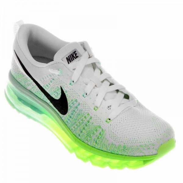 Γυναικείο Αθλητικό Παπούτσι Nike Flyknit Max 620659-101