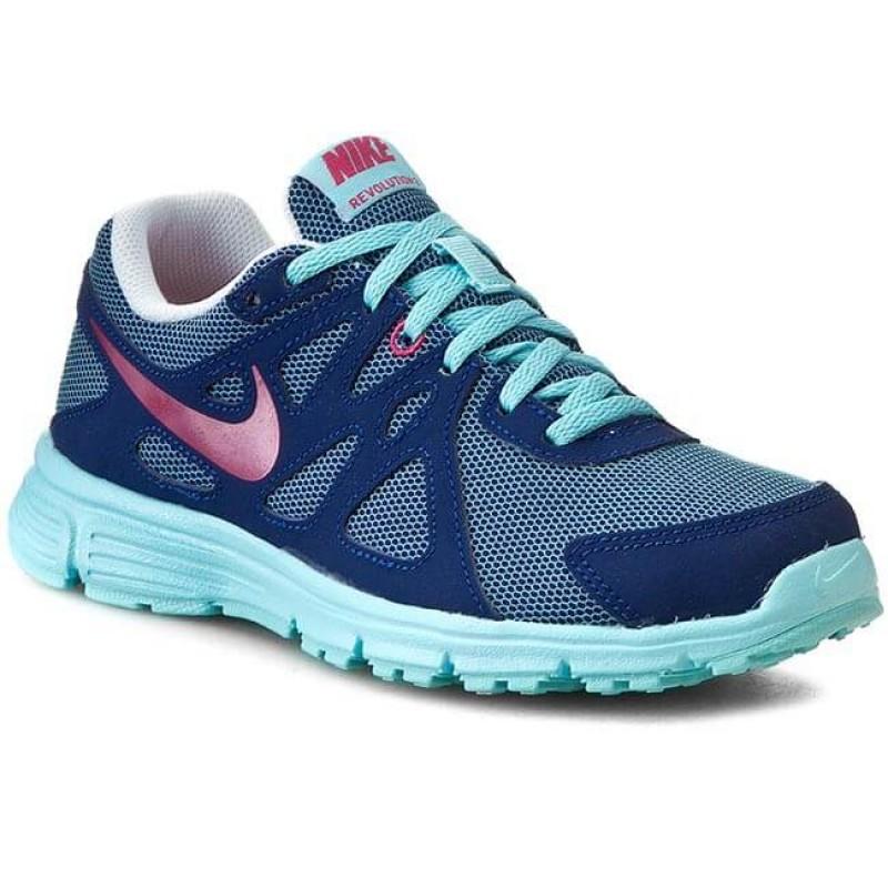 sports shoes f62f2 242e9 Γυναικείο Αθλητικό Παπούτσι Nike Revolution 2 GS 555090-404