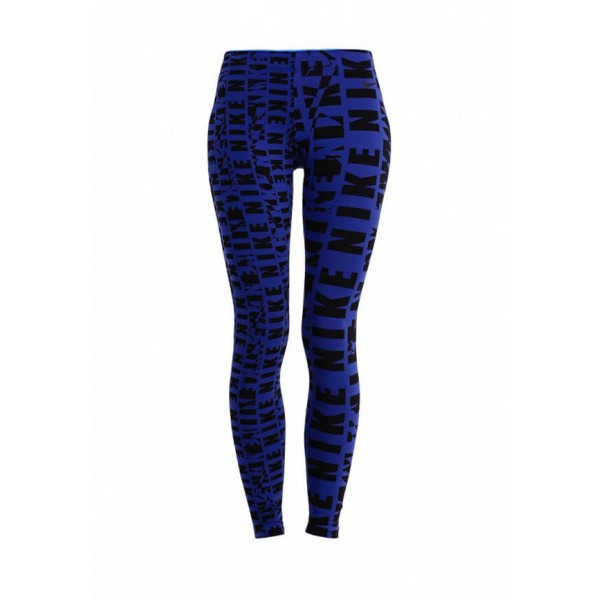 Γυναικείο Κολάν Nike Club Legging Aop 725794-455